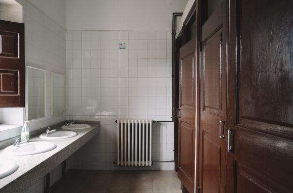 Lavabo casa colonies