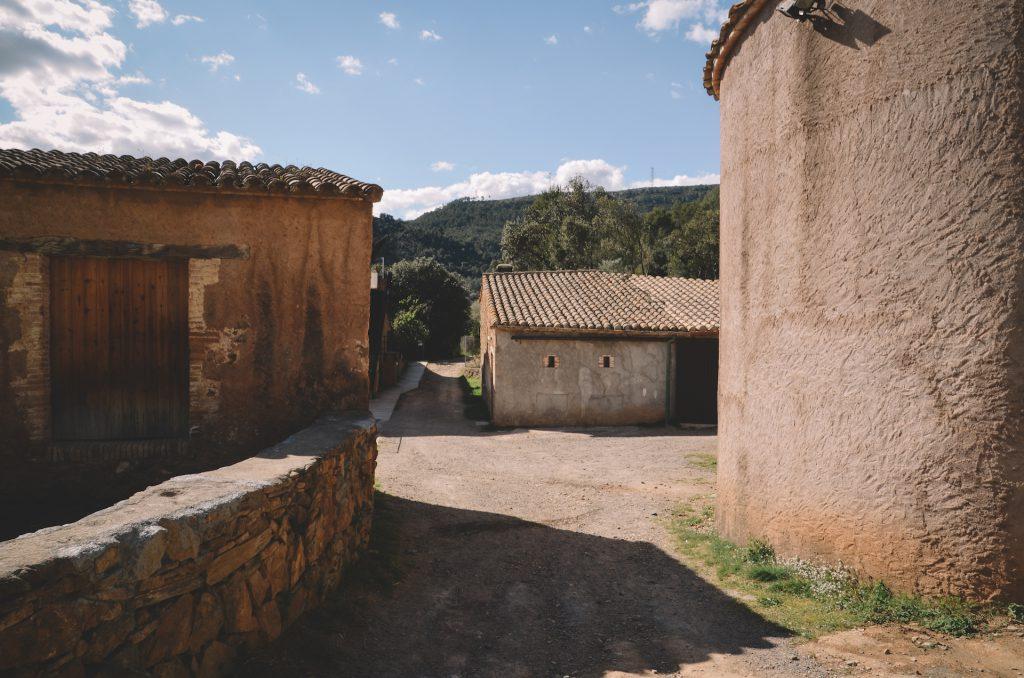 Exterior Can Mas casa de colonies i trobades