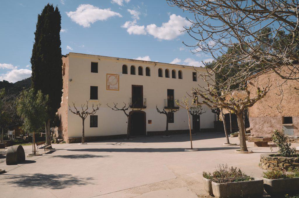 Exterior Casa Can Mas