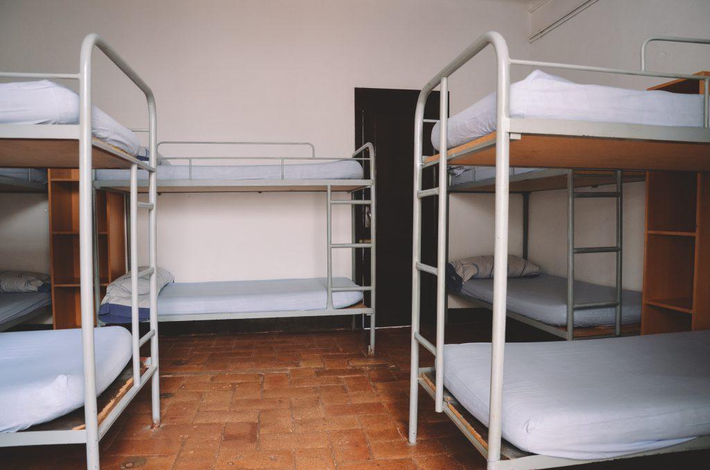 Habitació 10 llits casa colonies
